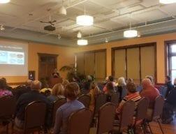 Andrew Revkin Speaks at Nurture Nature Center
