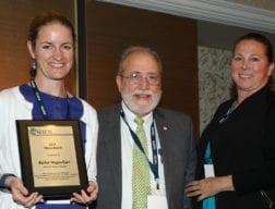 NNC Executive Director awarded NJAFM Media Award