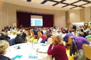 NNC facilitates discussion at the Lehigh Dialogue Center's 16th Annual Friendship Dinner