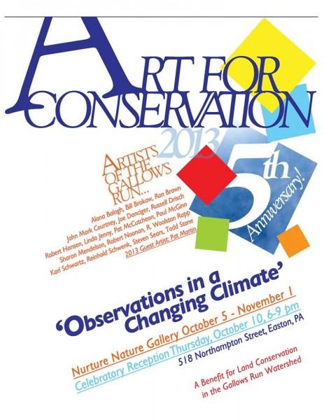 Art for Conservation