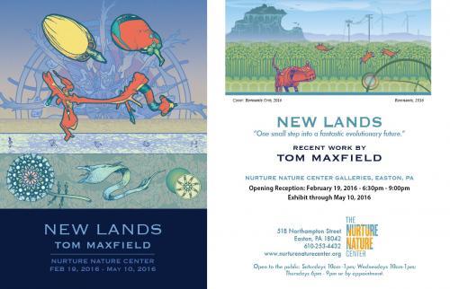 New Lands: Tom Maxfield